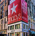 New York City Macy's Herald Square Store by Christopher Arndt