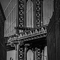 New York City - Manhattan Bridge by Scott Moore