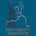 New York City Marathon3 by Joe Hamilton