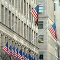 New York City Patriotism by Alynne Landers