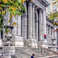 New York City Public Library by Christopher Arndt