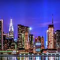 New York City Shine by Theodore Jones
