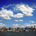 New York City Skyline 2 by Frank Romeo