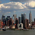 New York City Skyline 4 by Frank Romeo