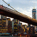 New York City Skyline by Antonio Gravante