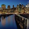 New York City - Skyline by Scott Moore