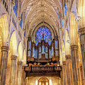 New York City St Patrick's Cathedral Organ by Christopher Arndt