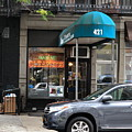 New York City Storefront 3 by Frank Romeo