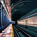New York City Subway Station by Christopher Arndt