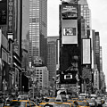 New York City Times Square  by Melanie Viola