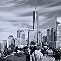 New York City Tourists by Dan Sproul