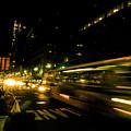 New York City Traffic by Patrick  Flynn