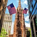 New York City Trinity Church by Christopher Arndt