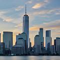 New York City World Trade Center Complex by Juergen Roth