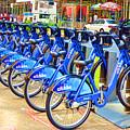 New York Citybike 1 by Jeelan Clark