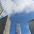 New York City's Freedom Tower - A Perspective by Dora Sofia Caputo Photographic Design and Fine Art