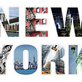 New York by Delphimages Photo Creations