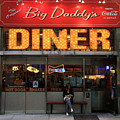 New York Diner 1 by Andrew Fare