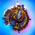 New York Heartbeat by Az Jackson