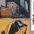 New York Jazz I by Zine Designs