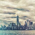 New York Lightleak by Martin Newman