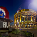New York Mets Citi Field Stadium by Susan Candelario