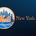 New York Mets by Dorothy Binder