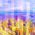New York by Michelle Dallocchio