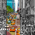 New York Midtown 123 by Victor Arriaga