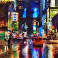 New York by Mo T