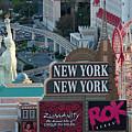New York New York Strip by Andy Smy