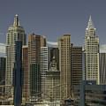 New York New York View 1 by Teresa Mucha