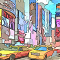 New York On A Sunday by Keith Furness