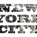 New York Shapes Tee 092717 by Rospotte Photography