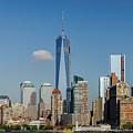 New York Skyline by Chris Augliera