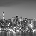 New York Skyline by Francisco Gomez