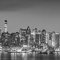 New York Skyline by Francisco Gomez