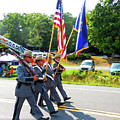 New York State Police Color Guard  6 by Jeelan Clark