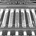 New York Stock Exchange by Juergen Weiss