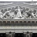 New York Stock Exchange by Nishanth Gopinathan