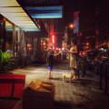 New York Summer Nights by Miriam Danar