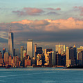 New York Sunset by Brian Knott Photography