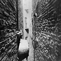 New York: Tenement, C1890 by Granger