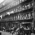New York: Tenements, 1912 by Granger