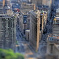 New York Toy Story - Flatiron Building by Don Mennig