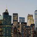New York Twilight by Jesse MacDonald