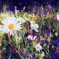 New York Wildflowers Xxv by Tina Baxter