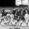 New York Yankees 1913 by Rospotte Photography