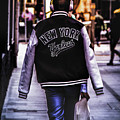 New York Yankees Baseball Jacket by Christopher Arndt