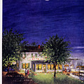 New Yorker August 13 1955 by Edna Eicke